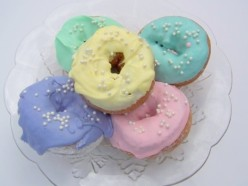 Easy Pretty Donuts   Doughnuts and How To Store Them.
