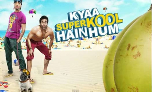 "promotional poster of ""Kyaa Super Kool Hai Hum"""