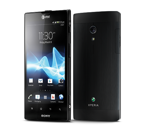The Xperia Ion features a 4.6-inch screen, weighs less than 5 oz., runs the Android Gingerbread operating system and can operate on an LTE network.