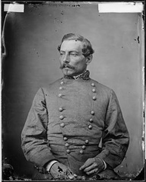 Confederate General Beauregard