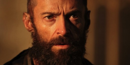 Hugh  Jackman as Jean Val Jean