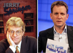 Funniest titles for chat shows: Jerry Springer versus Jeremy Kyle