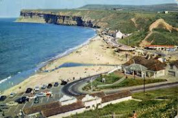 Starting point at Cat Nab car park below New Saltburn. Cross the footbridge and take the steady incline past the Italian Gardens.