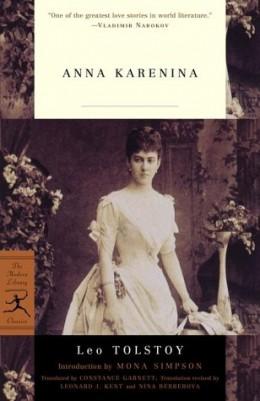 Anna Karenina- Leo Tolstoy