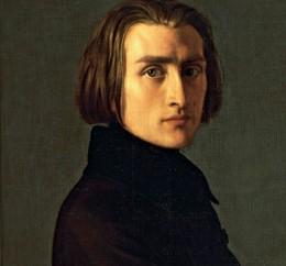 Franz Liszt 1843