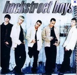 Backstreet boys 1997