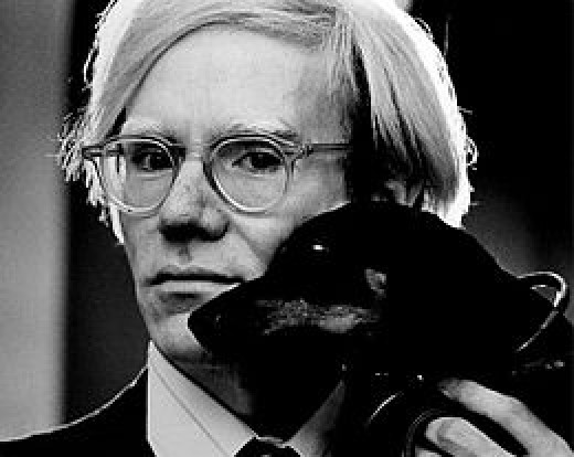 "Andy Warhol coined the term ""15 minutes of fame"""
