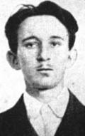 Vaso Cubrilovic. He froze. Circa prior to World War I. Vaso lived until 1990.