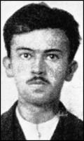 Trifko Grabez. Failed assassin. Circa 1910s.