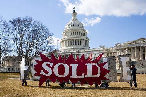 Congress Sold