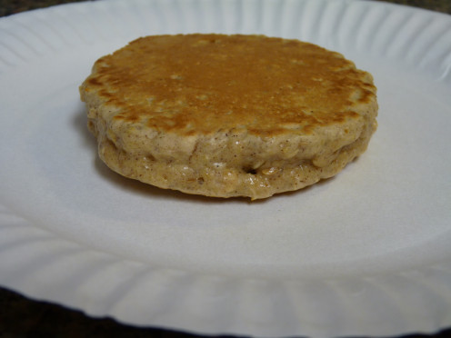The Protein Pancake Cookie