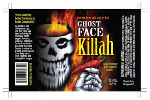 Ghost Face Killah: the ultimate ghost pepper beer