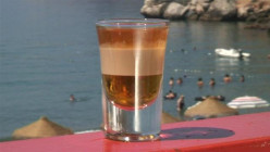 How to make an ABC shot (Amaretto, Baileys, Cognac) recipe