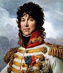Joachim Murat, the man who Napoleon entrusted to bring about the end of Bourbon rule in Spain.