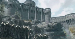 Skyrim Dawnguard starts proper when the hero gets to the Dawnguard Fortress via Dayspring Canyon