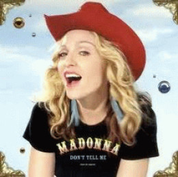 Some believe Madonna is a Narcissist?