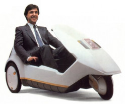 Product Evaluation: The iPhone and the Sinclair C5