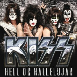 "Artwork for ""Hell or Hallelujah"" single"