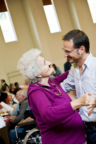 Facilities for the elderly are important to mental health