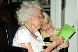 Stay connected with your aging loved ones in assisted living.