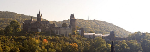 Burg Altena, The first youth hostel.