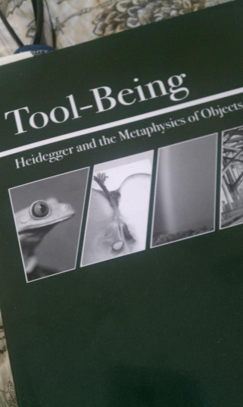 Heidegger teaches philosophers how to be tools - be wary!