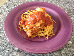 Easy Chicken Parmesan Recipe from the planet Parmesia.