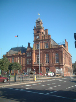 Great Yarmouth Town Hall, Hall Quay, Great Yarmouth