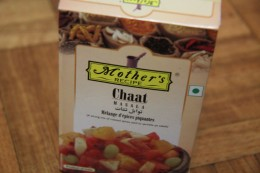 chaat Masala (Found in Indian Store)