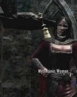 Skyrim Awakening of Serana the Vampire