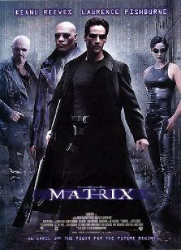 The Matrix 1999 film, earned $463,517,383 at the box office