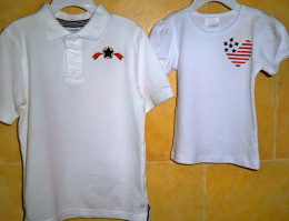 It's official, designing and painting patriotic tee shirts is great fun!