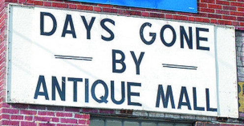Great place to find vintage items. Be creative and come up with new uses for them!