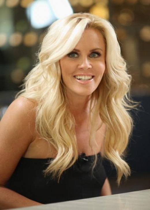 "At 39, and still a ""Playboy"" model, Jenny McCarthy should stand proud for her age group."