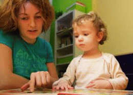 Autistic children need Early Intervention.