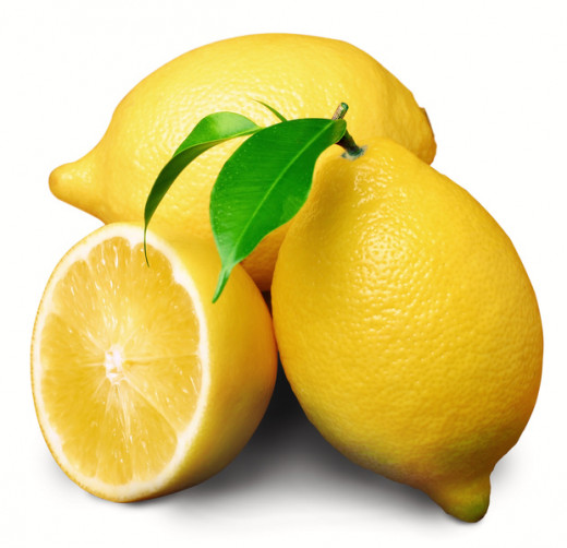 lemon, the magic fruit