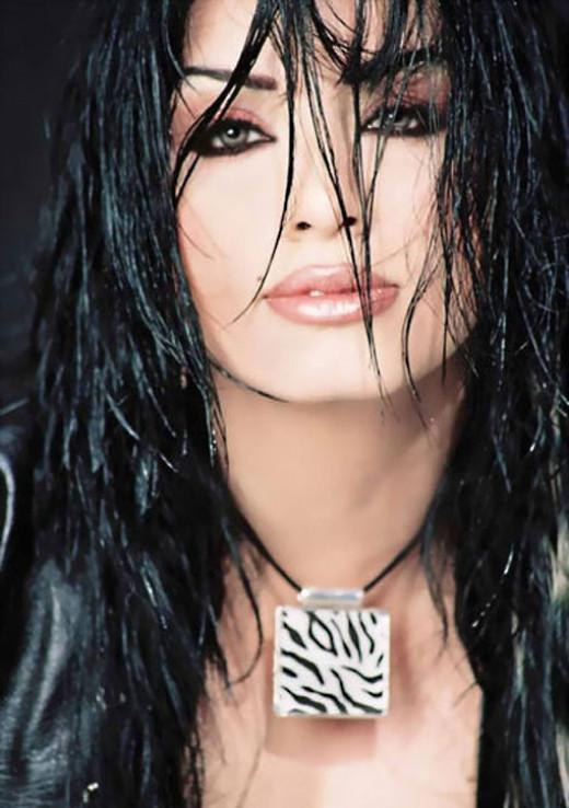 Lebanese Singer Marwa