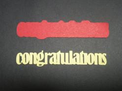 Congratulations layers