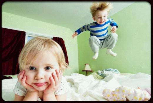 What do you mean my son is hyperactive?