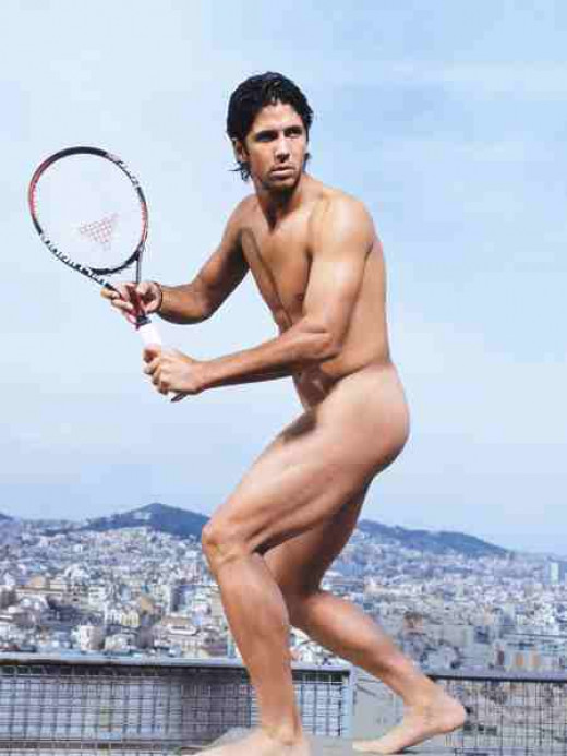 Who's for tennis?