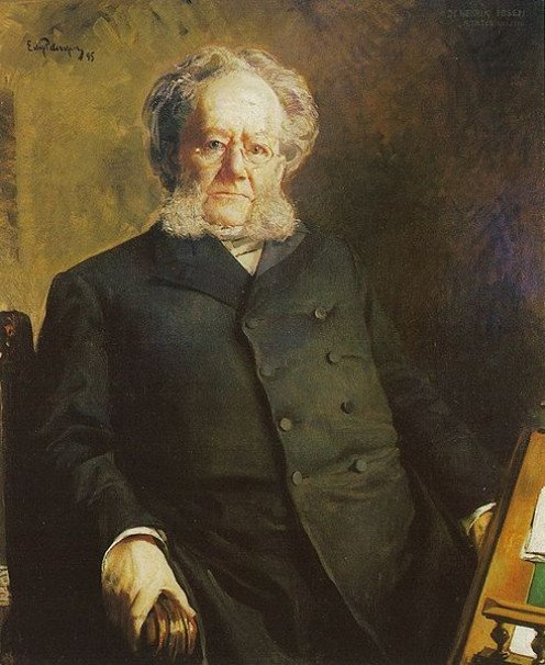 analysis of henrik ibsens hedda gabler Hedda gabler henrik ibsen hedda gabler was published in 1890 before opening in munich, germany in 1891 to terrible reviews indeed,.
