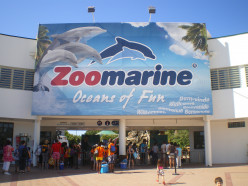 Portugal travel information: Enjoying Zoomarine in the Algarve
