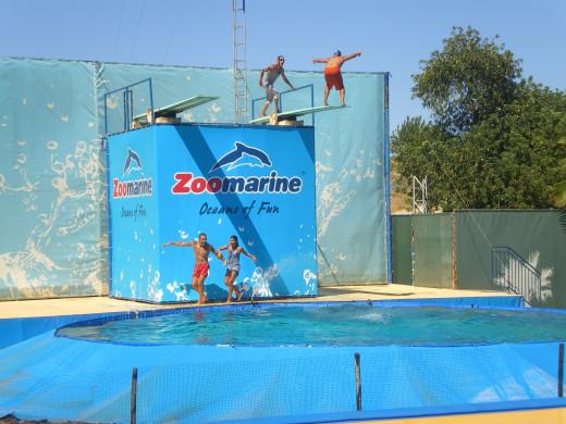 Aqualocos Show