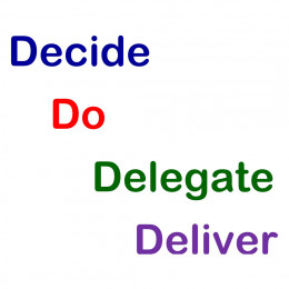 Practice these Four Dees and drive your business to the top!