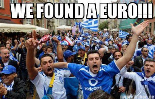 Greece have suffered an Economic collapse but there may be some hope yet!