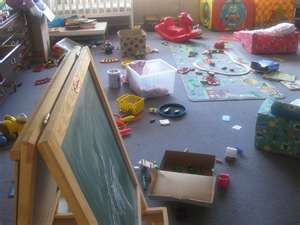 What happens if children are not kept busy