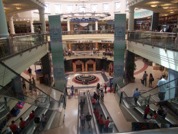 You never know how many people at the mall are actually mystery shoppers!