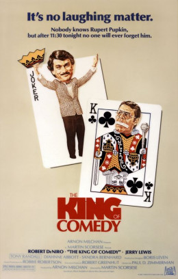 King of Comedy 1983