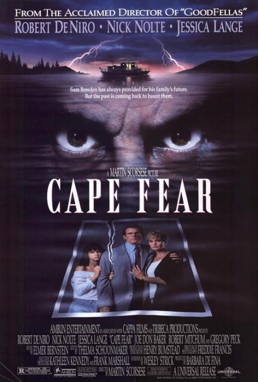 Cape Fear (1991) art by John Alvin