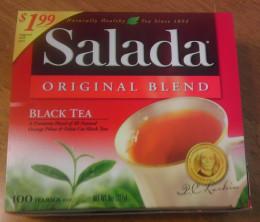 ... and tea.